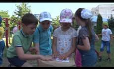 Праздник детства устроили для первоклассников комратского лицея